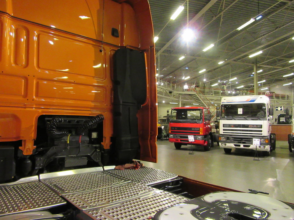 DAF-Museum-Eindhoven-Lorry