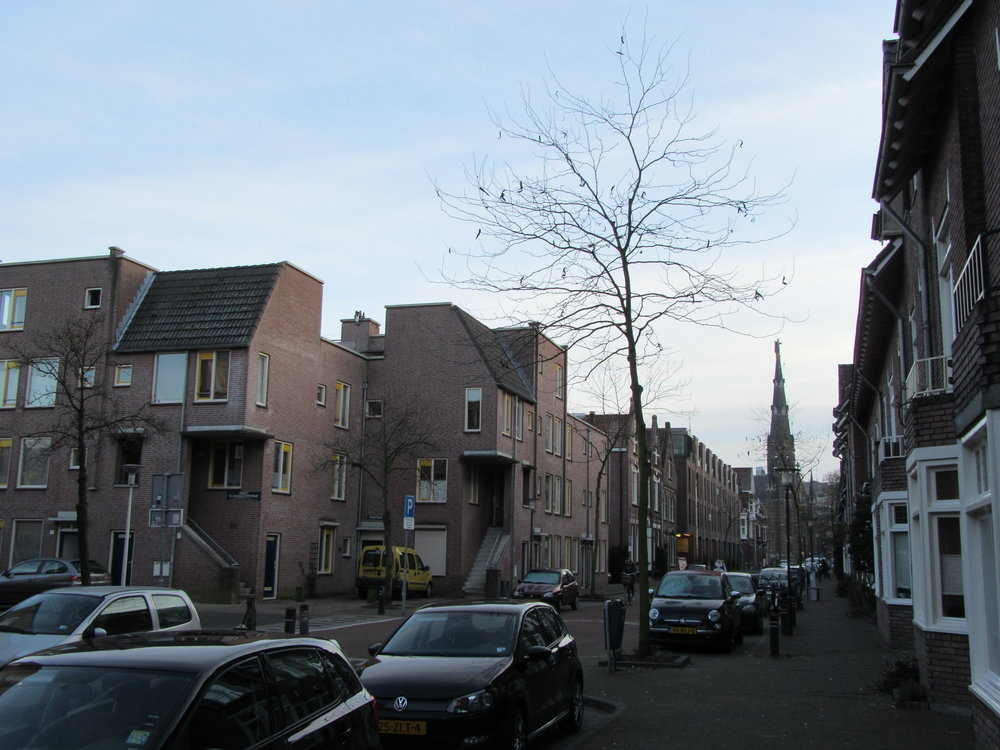 Eindhoven-Street-Houses-Netherlands