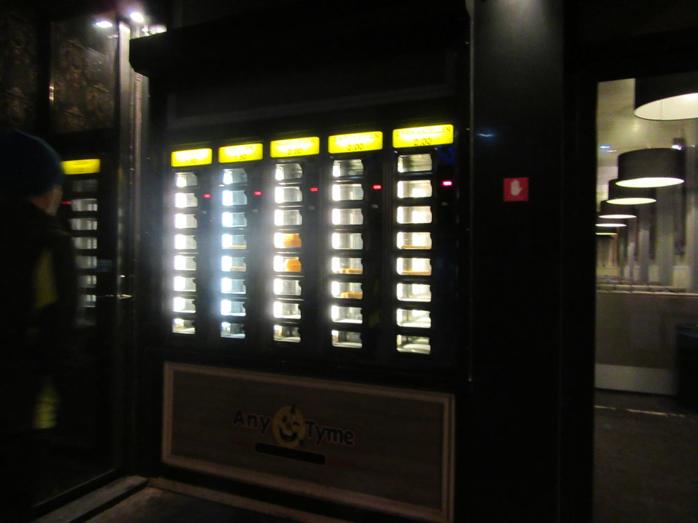 Eindhoven-Food-Vending-Machine