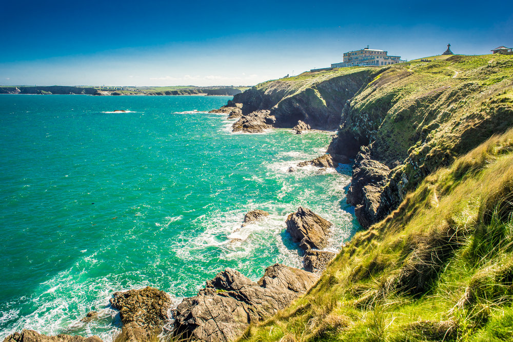 Newquay is one of the UK's most sought-after destinations this Easter. Image credit:  Giuseppe Milo / Flickr