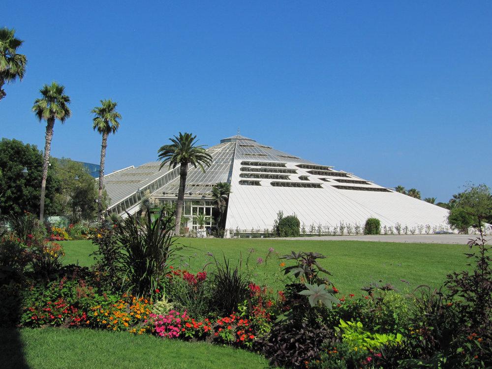 Park Phoenix in Nice. Image credit: gpluxurycarhire.com