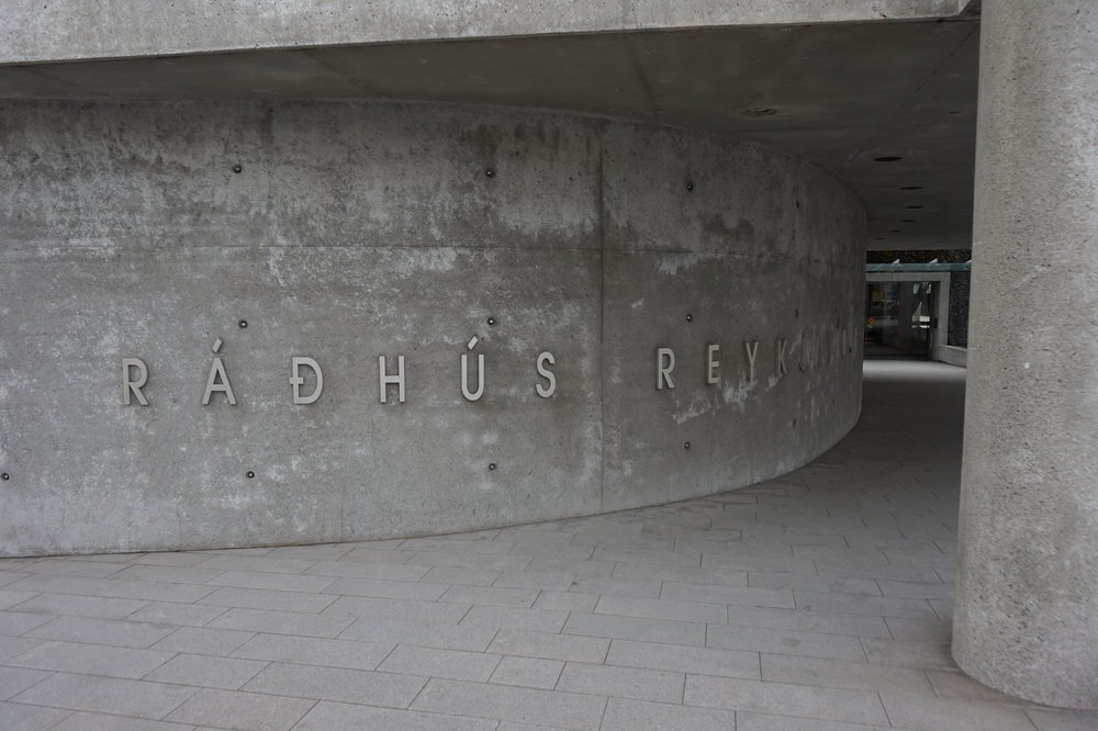 Radhus-Reykjavik-Iceland