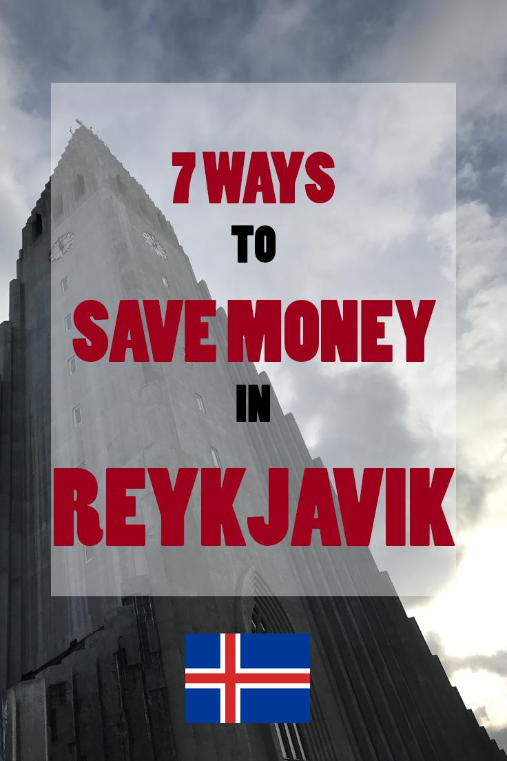 Save-Money-Reykjavik-Pin