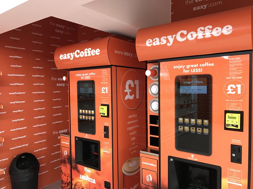 easyCoffee-easyHotel-Croydon-London