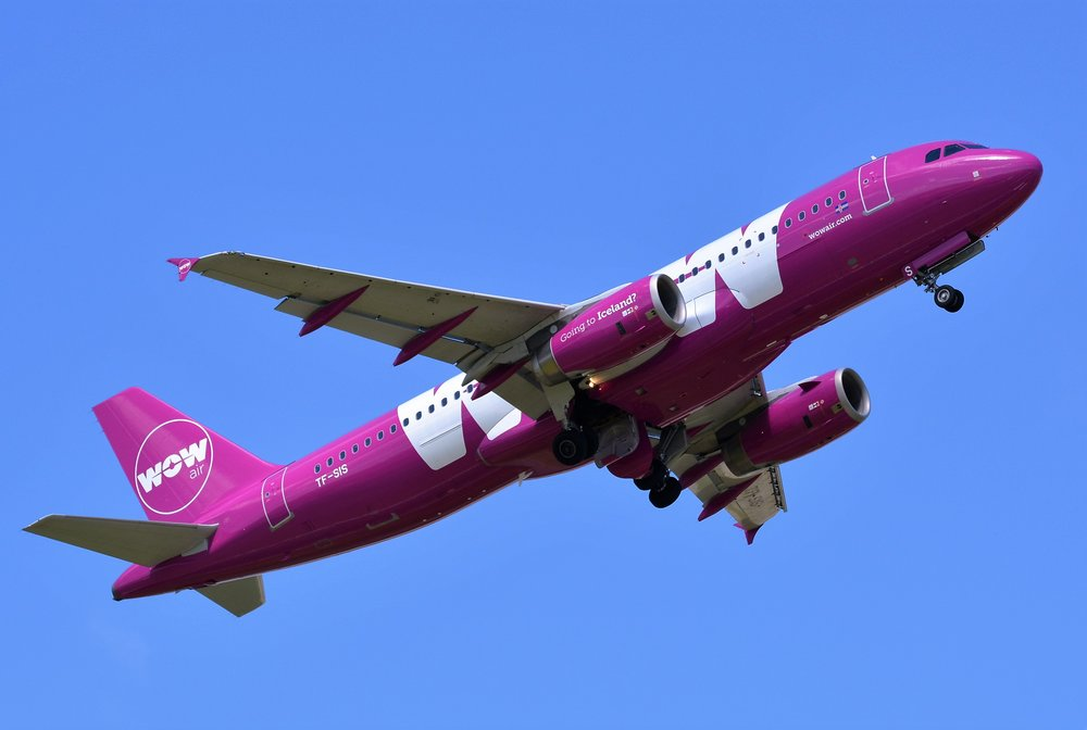 WOW Air had a nightmare as they sent a car part to a customer after losing their bag. Image credit: Eric Johnstone/Flickr