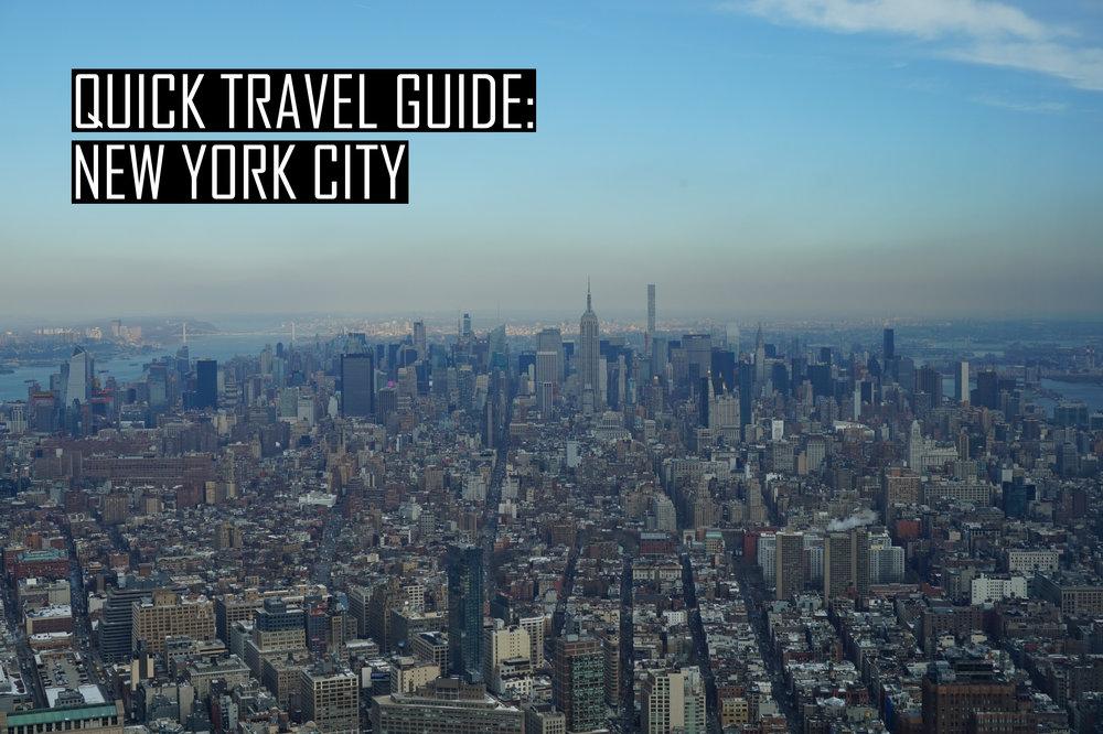 New-York-City-Travel-Guide