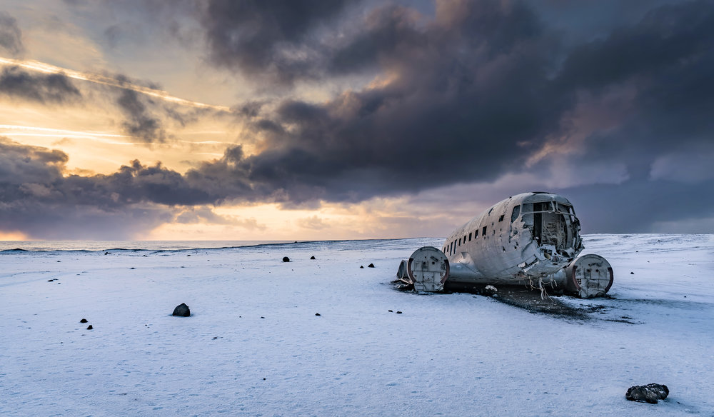 The body of the plane has survived for over 40 years, despite its wings and tail going missing that time. Image credit:    Lenny K Photography   /   Flickr