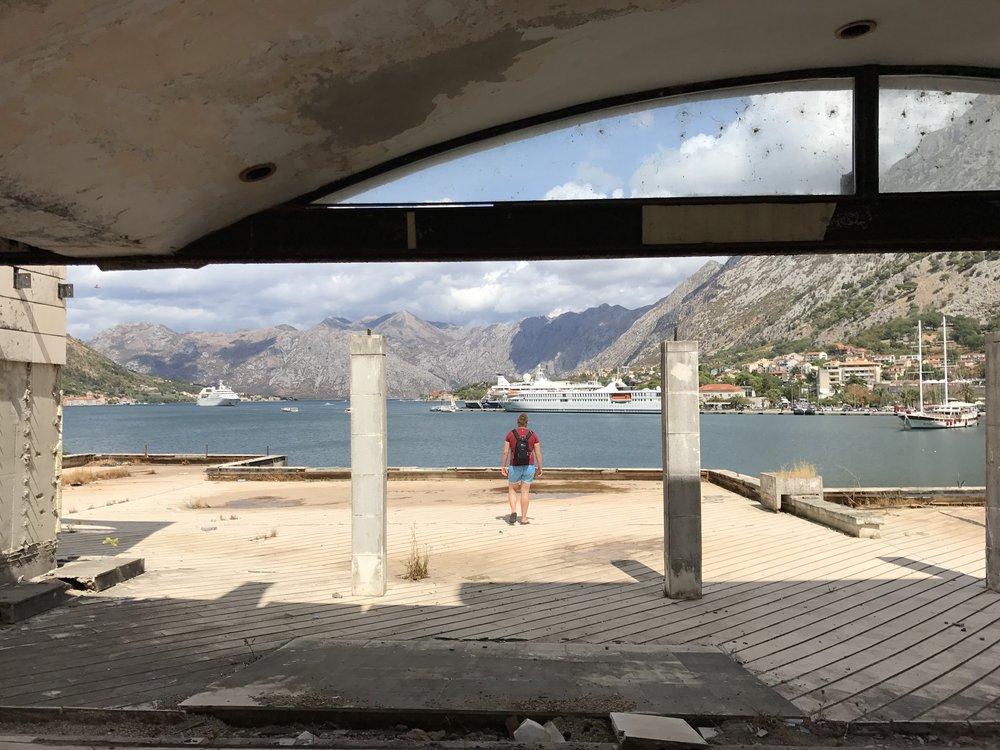 Kotor-Abandoned-Hotel-Bay-View