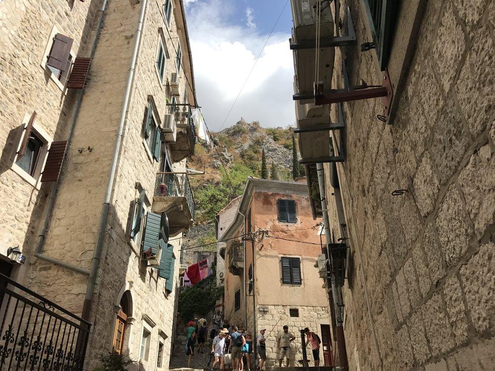 Kotor-Montenegro-Street