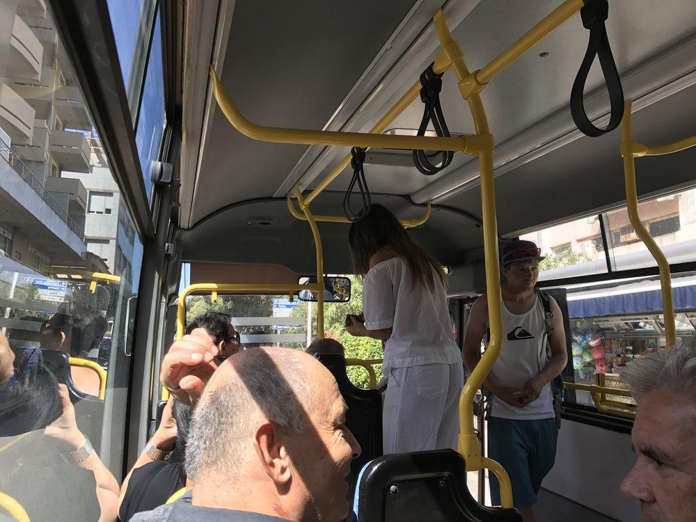 Tivat-Kotor-Bus-Montenegro