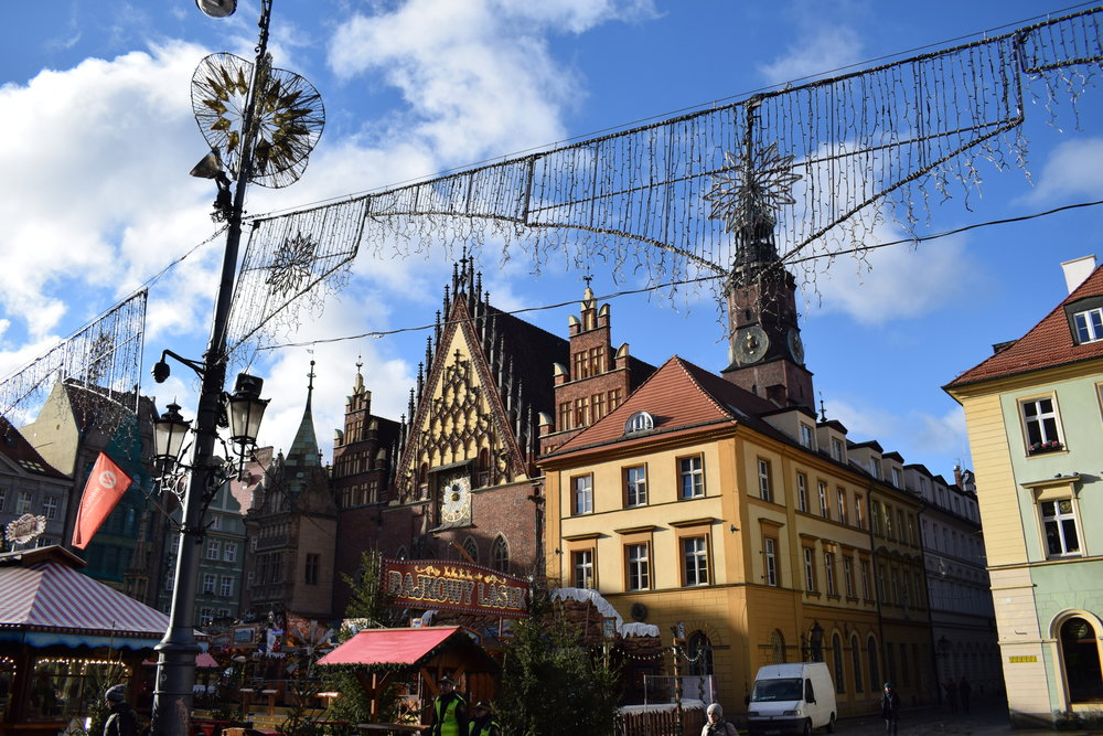 Wroclaw-Town-Hall-Square-Poland