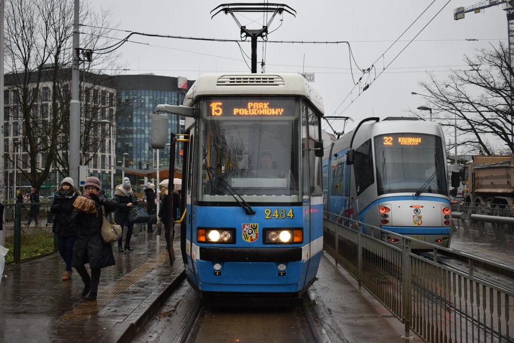 Wroclaw-Trams
