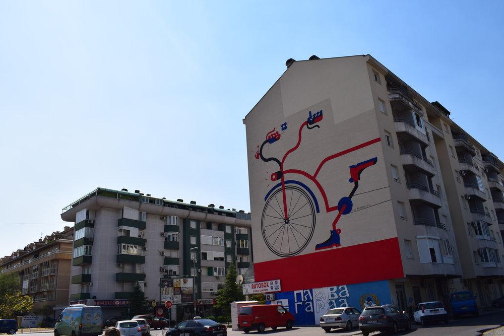 Podgorica-Street-Art-Graffiti-Bicycle