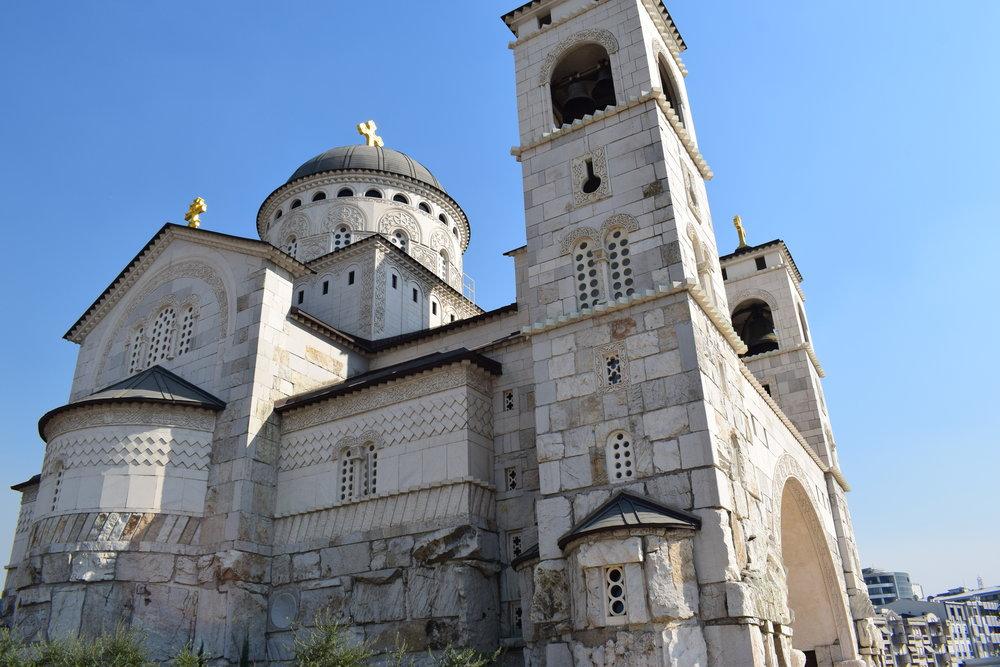 Cathedral-Resurrection-Christ-Podgorica