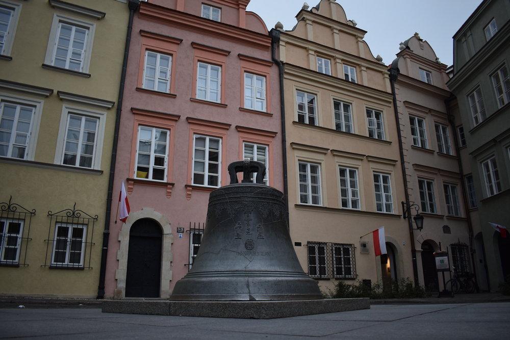 Warsaw-Bell