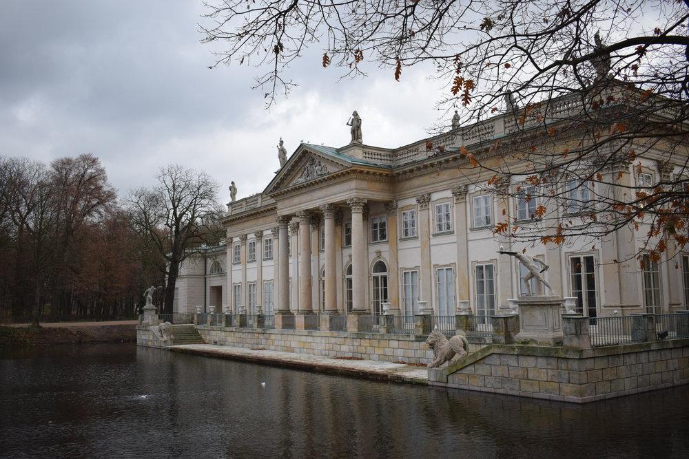 Lazienki-Palace-Warsaw-Poland