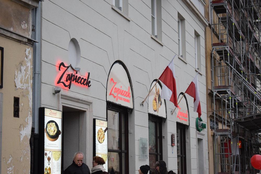 Warsaw-Poland-Restaurant