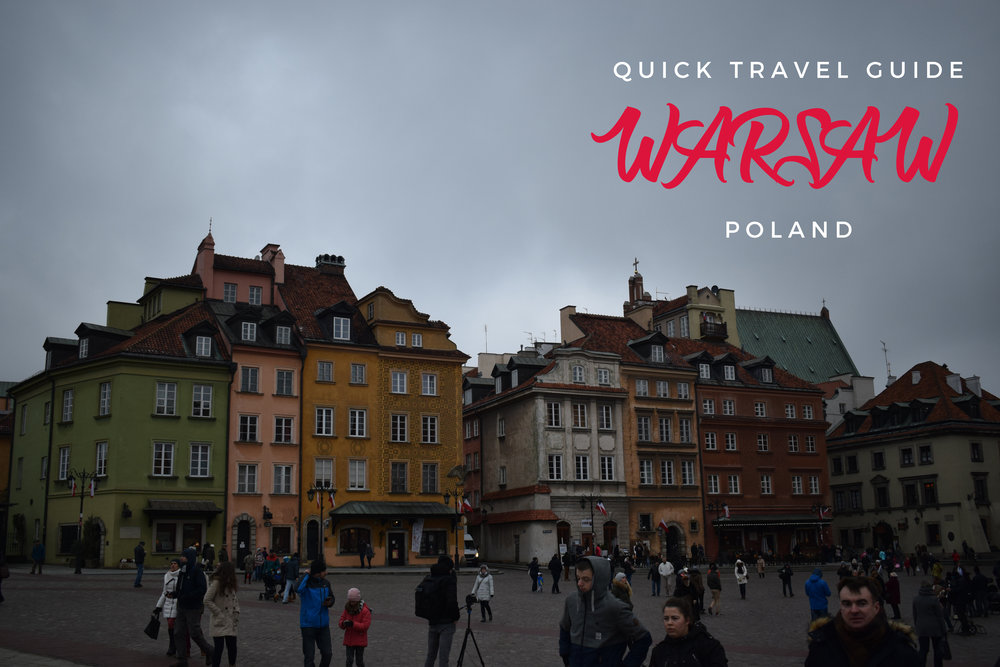 Warsaw-Travel-Guide