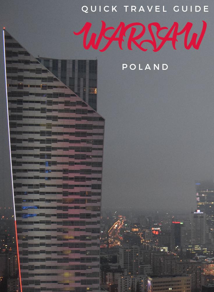 Warsaw-Travel-Guide-Pin