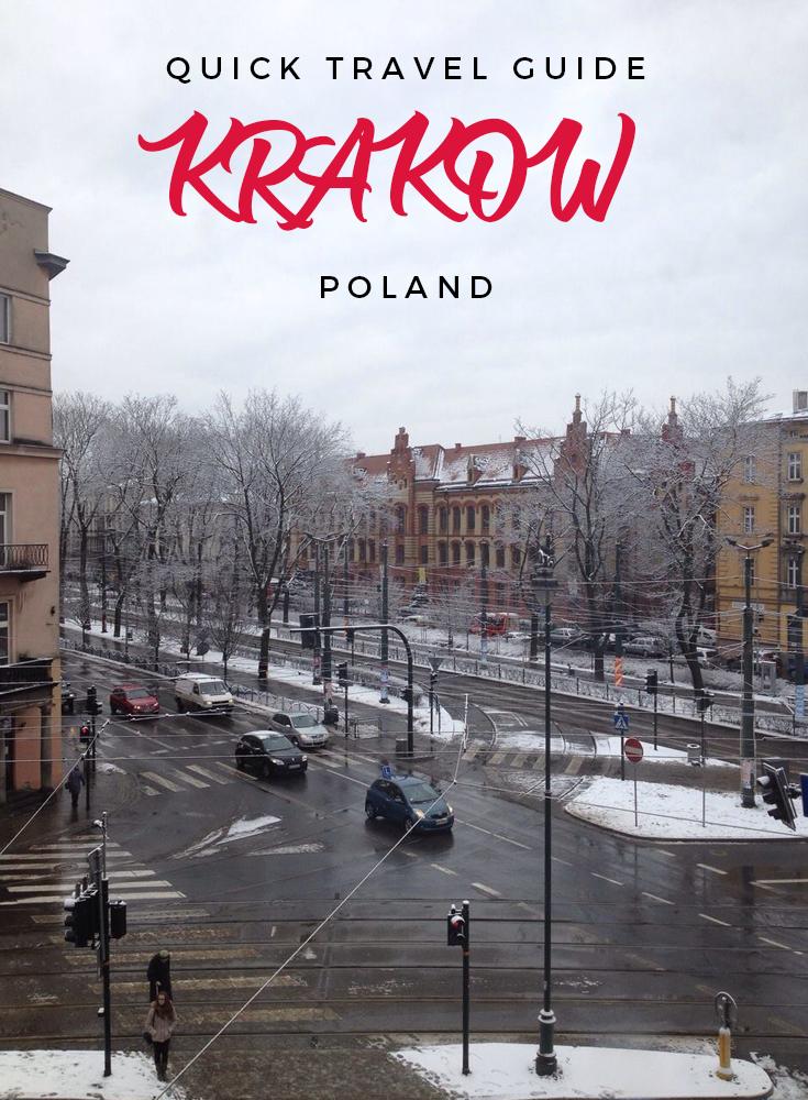 Krakow-Travel-Guide-Pin