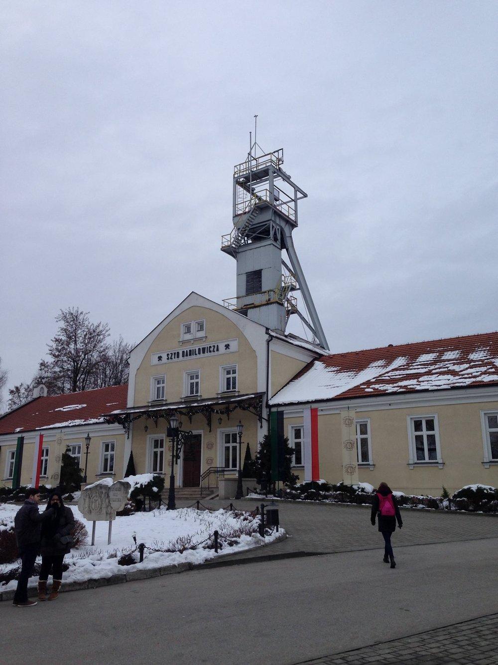 Wieliczka-Salt-Mine-Entrance-Krakow