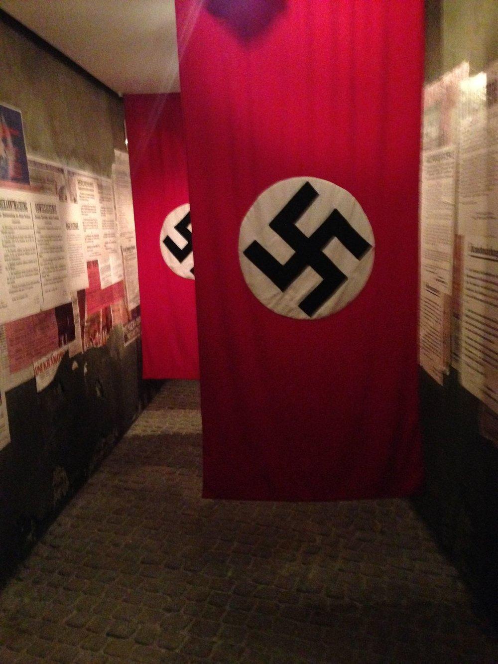 Nazi-Flag-Schindlers-Factory-Krakow