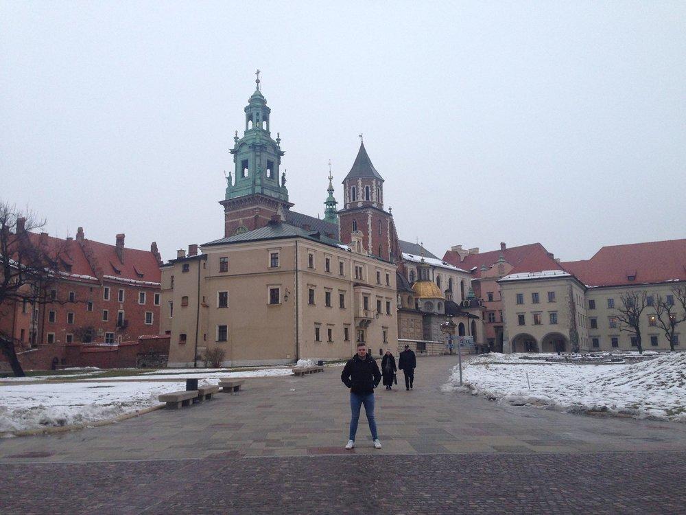 Wawel-Castle-Gardens-Krakow-Poland