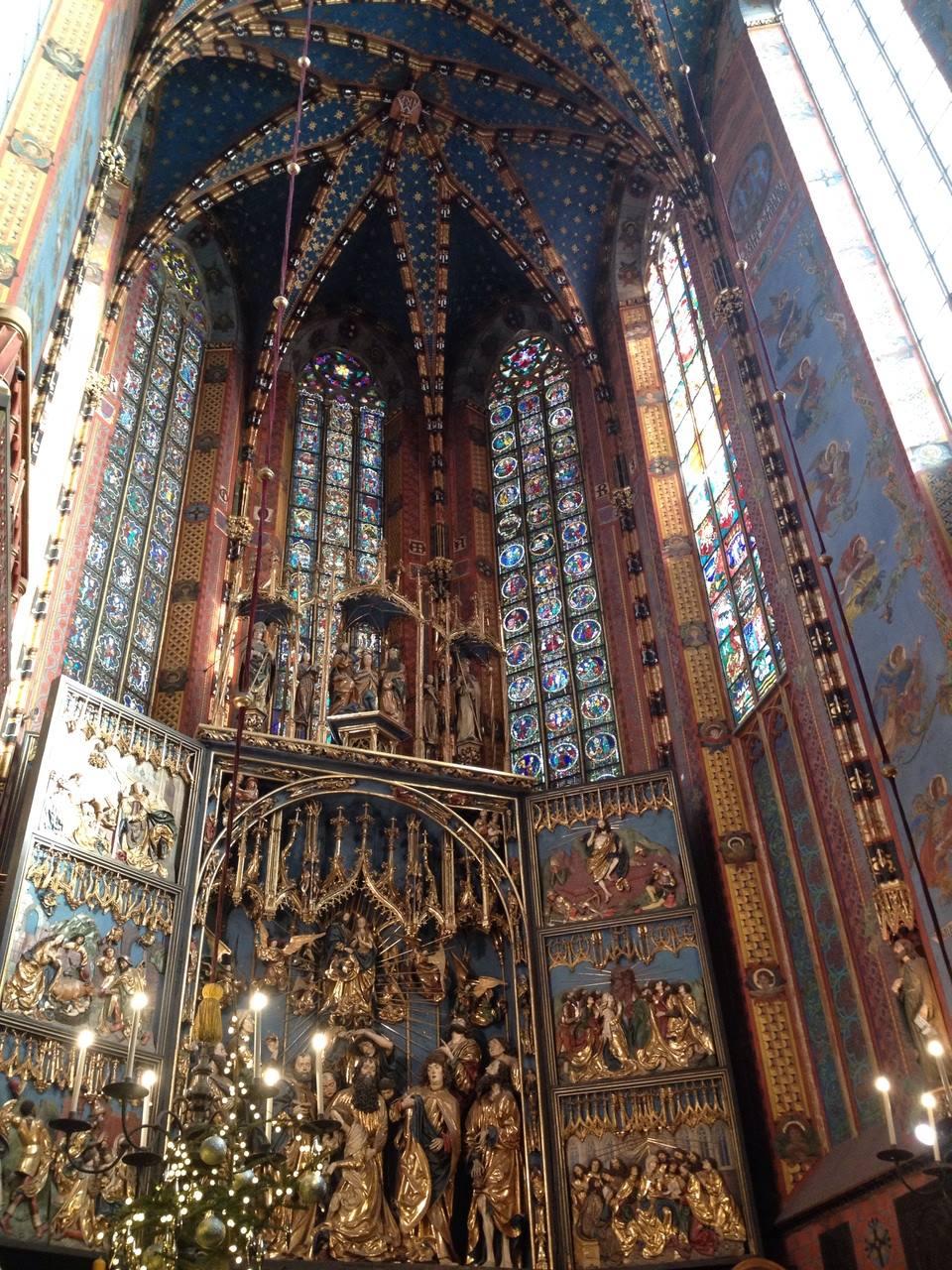 St-Marys-Altar-Krakow
