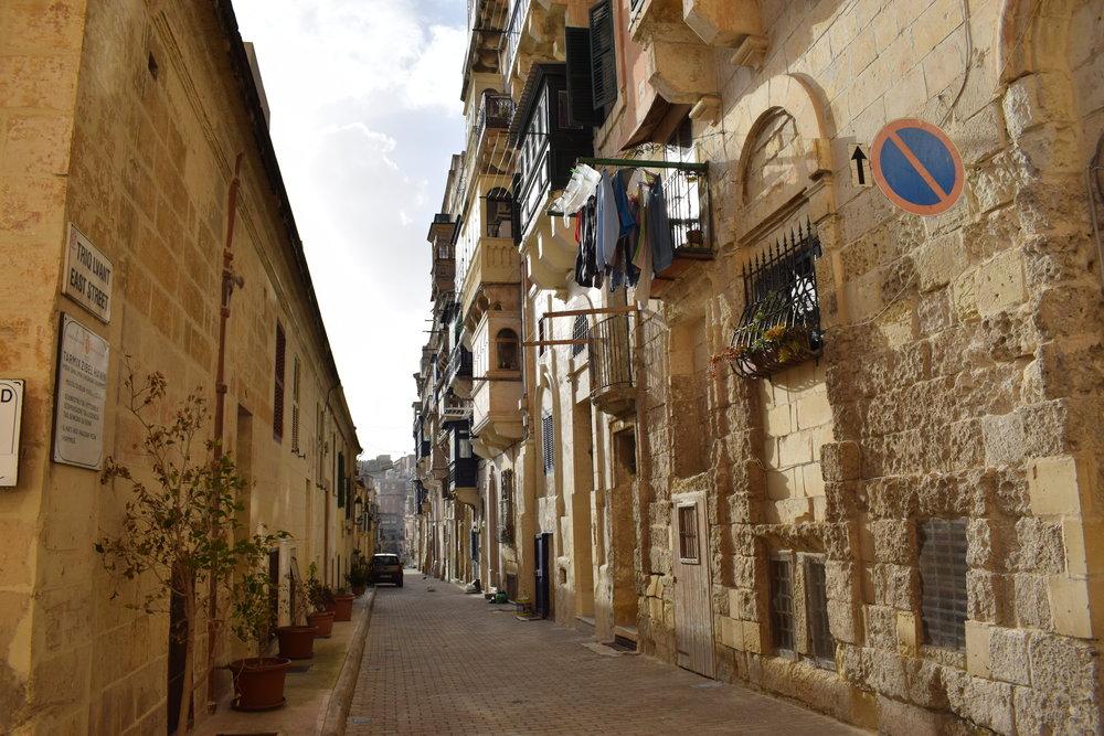 Valletta-Malta-Street