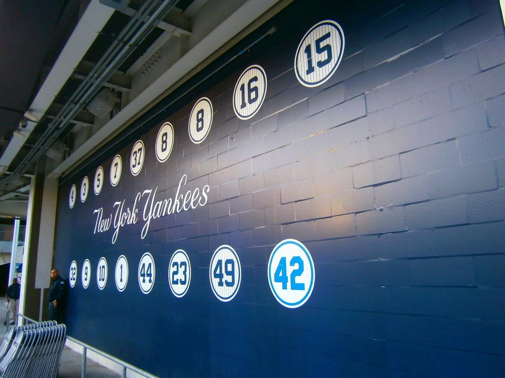 New-York-Yankees-Wall-Fame