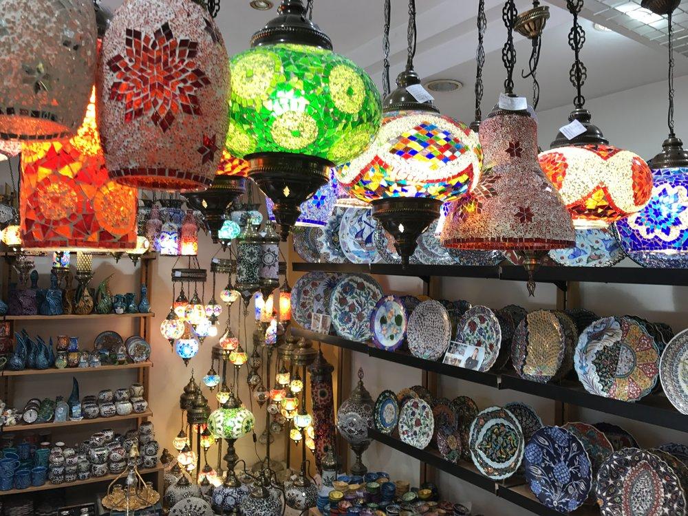 Turkish-Lamps-Store-Kotor-Montenegro