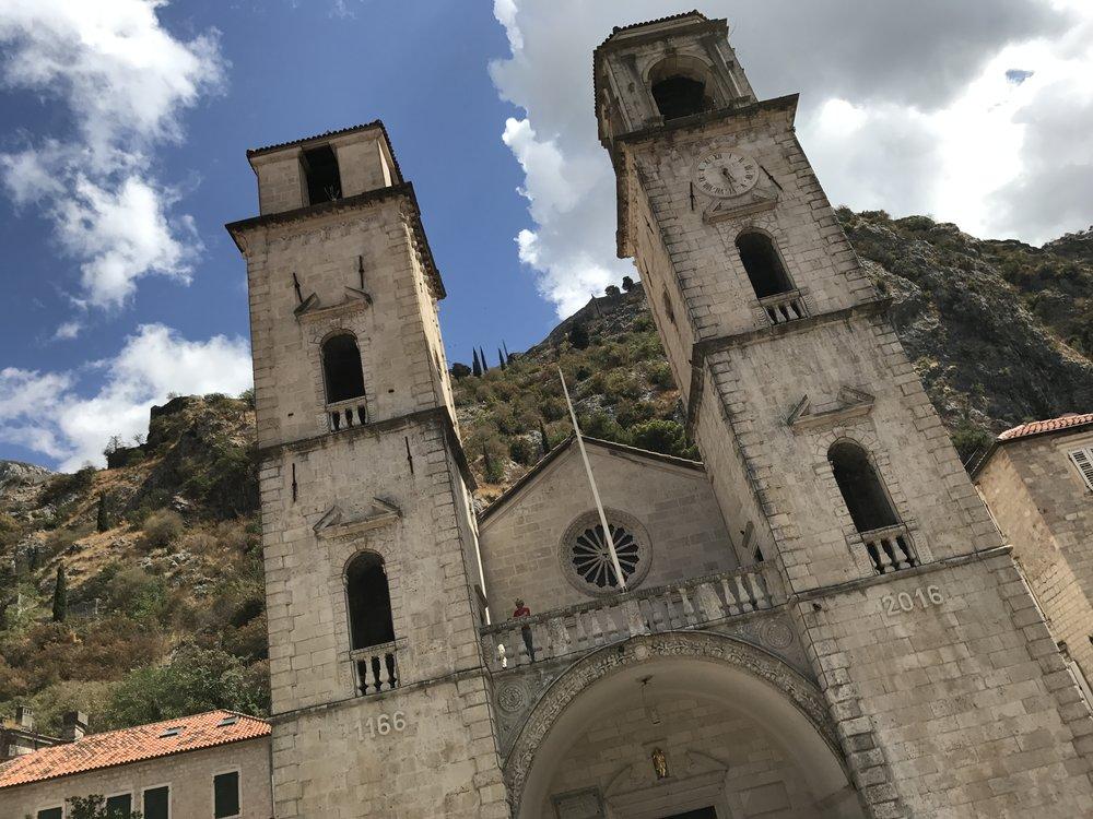 Kotor-Cathedral-Montenegro