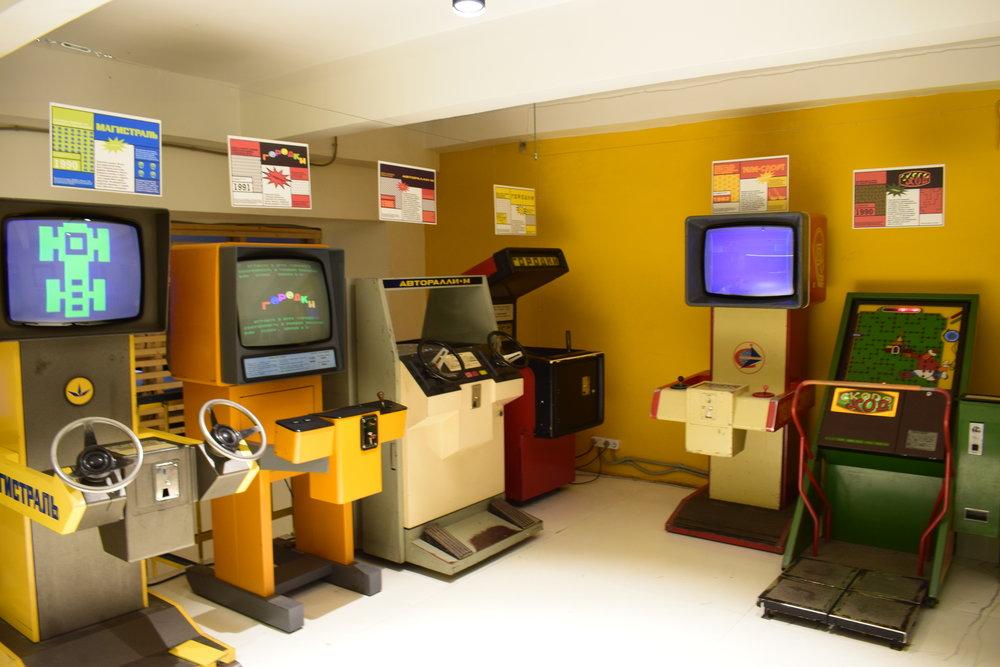 Soviet-Arcade-Game-Machines