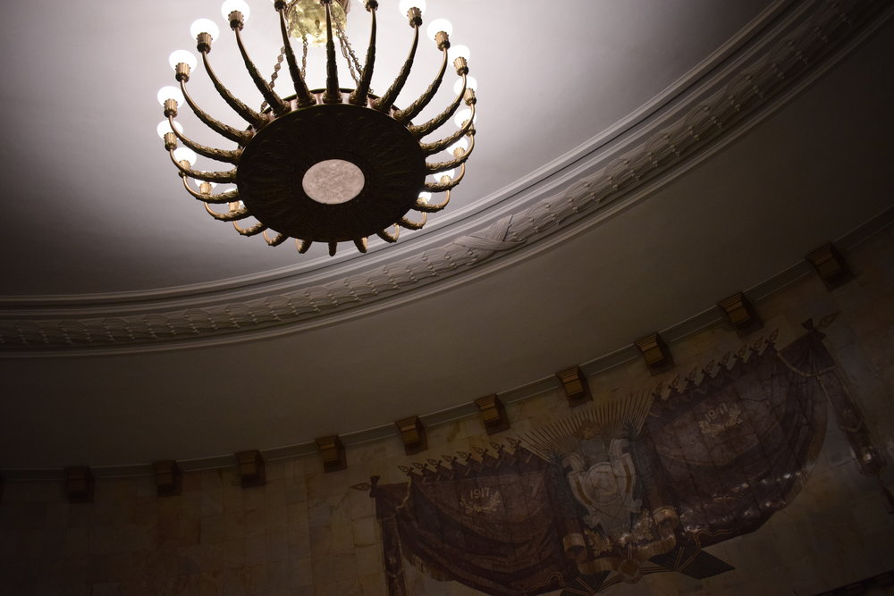 Moscow-Metro-Chandelier
