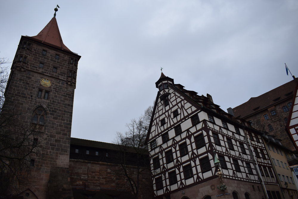Nuremberg-Wall-House