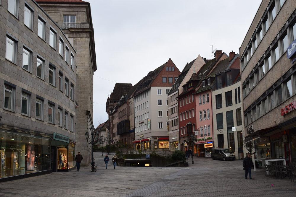 Nuremberg-City-Centre-Germany