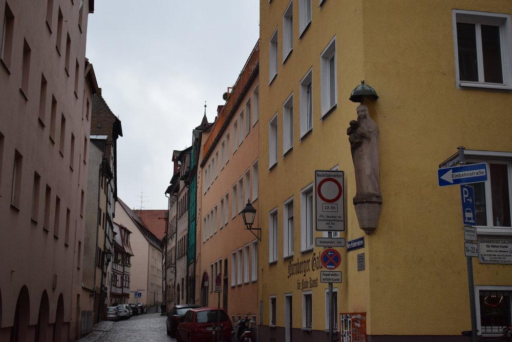 Nuremberg-Colourful-Houses