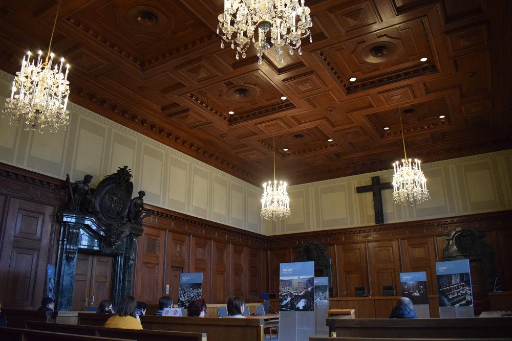 Court-Nuremberg-Trials