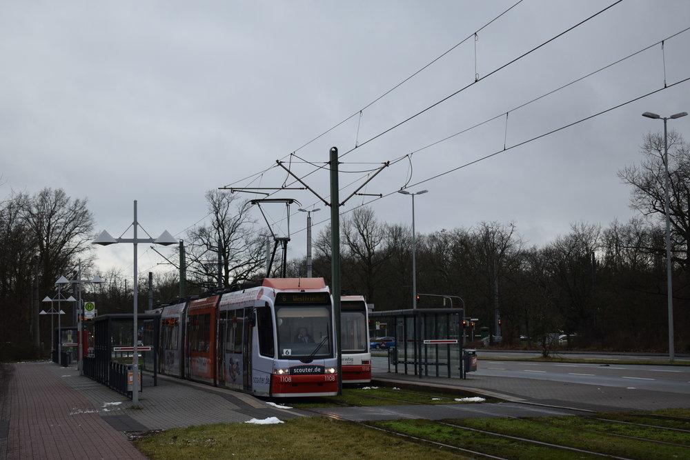 Nuremberg-Tram