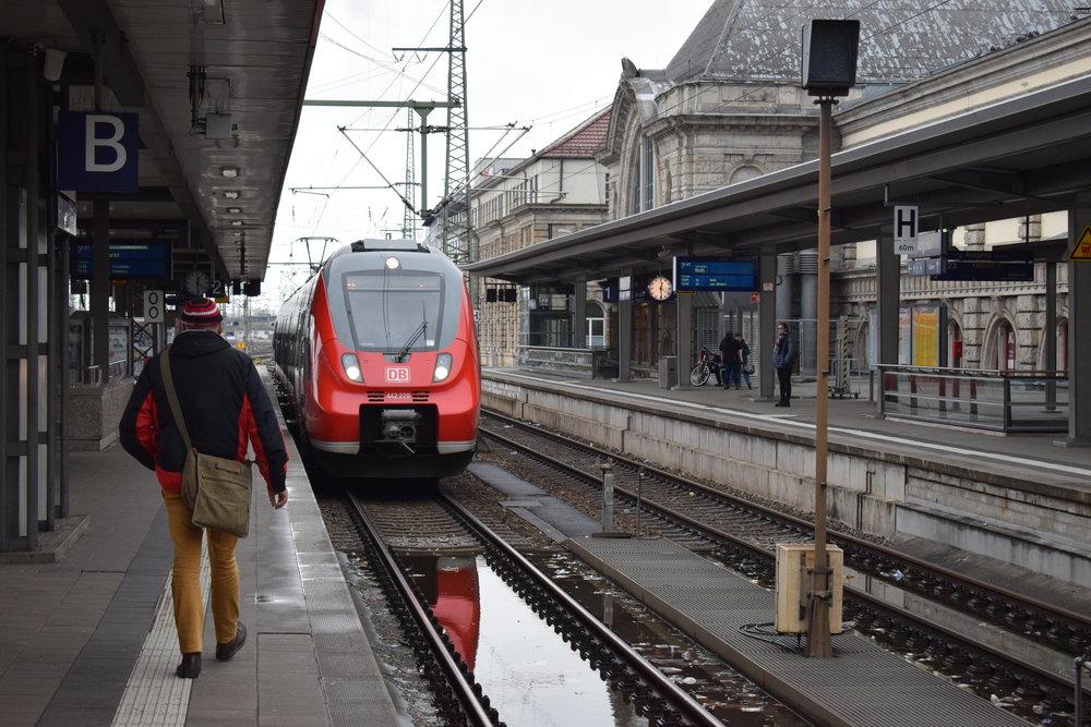 Nuremberg-Train