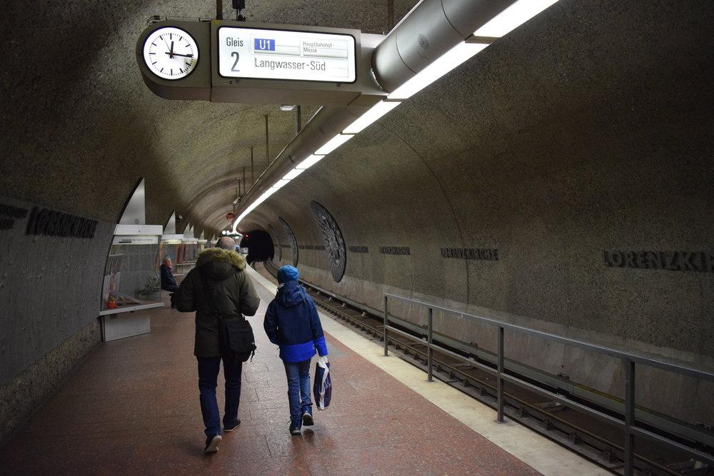 Nuremberg-Metro