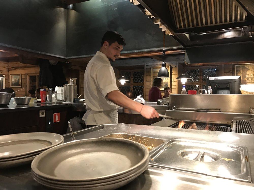 Bratwursthausle-Chef-Nuremberg