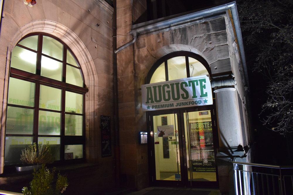 Auguste Premium Junkfood