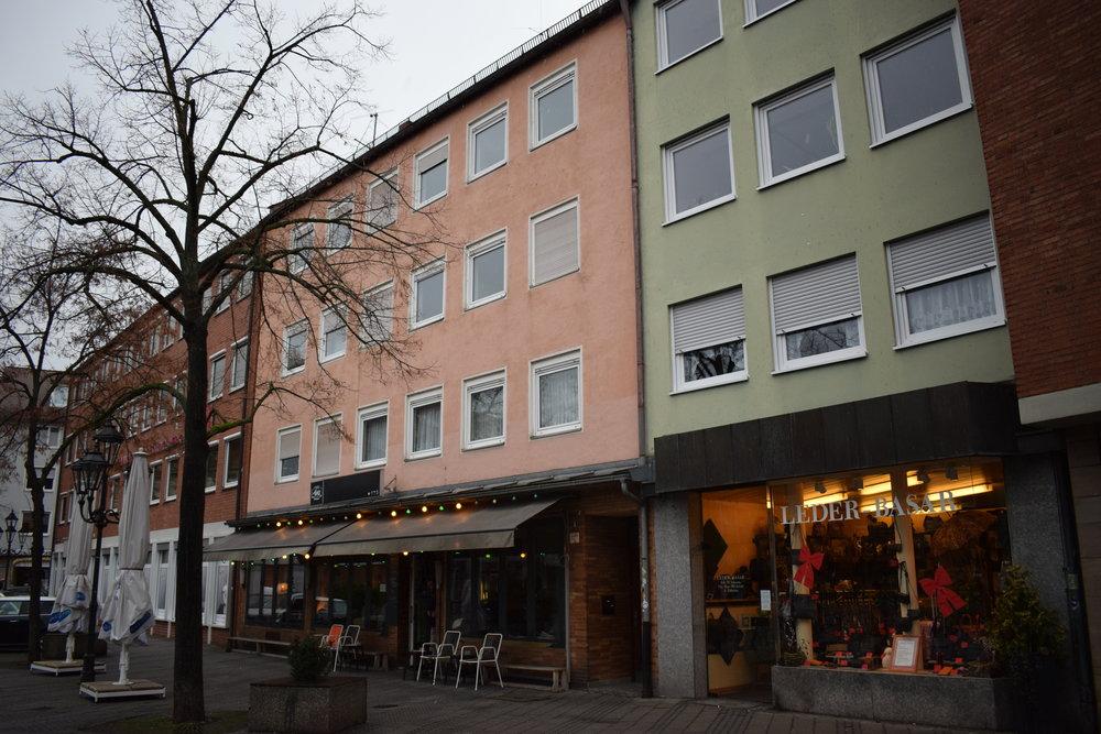 Nuremberg-Pengitz-Cafe