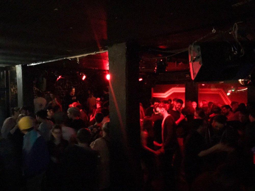 Club Stereo  is one of Nuremberg's premiere nightclubs.