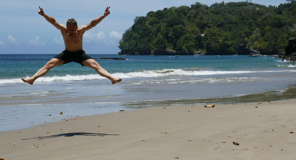 Gunnar Garfors has visited every country in the world including Trinidad & Tobago. Image credit:    Gunnar Garfors