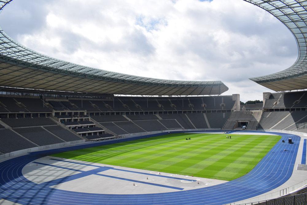 InsideOlympiastadion