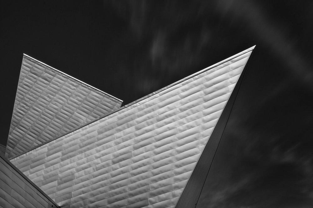 The Denver Art Museum's exterior. Image credit:  Michael Levine-Clark / Creative Commons