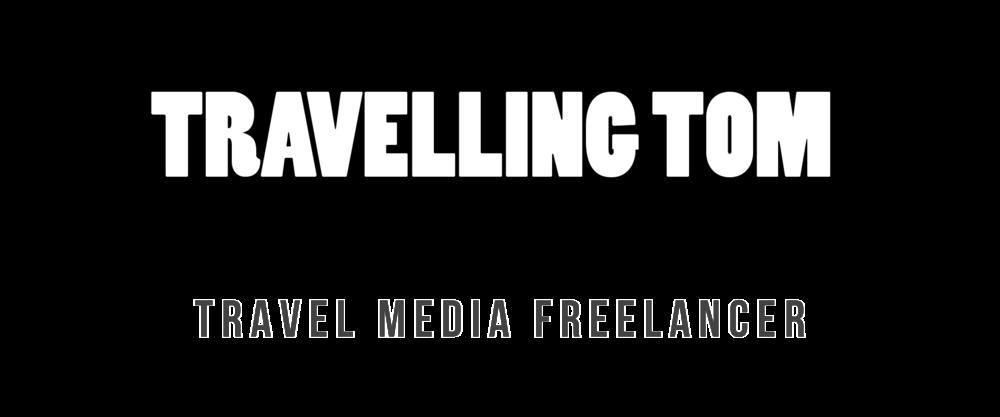 Travelling Tom Digital Logo