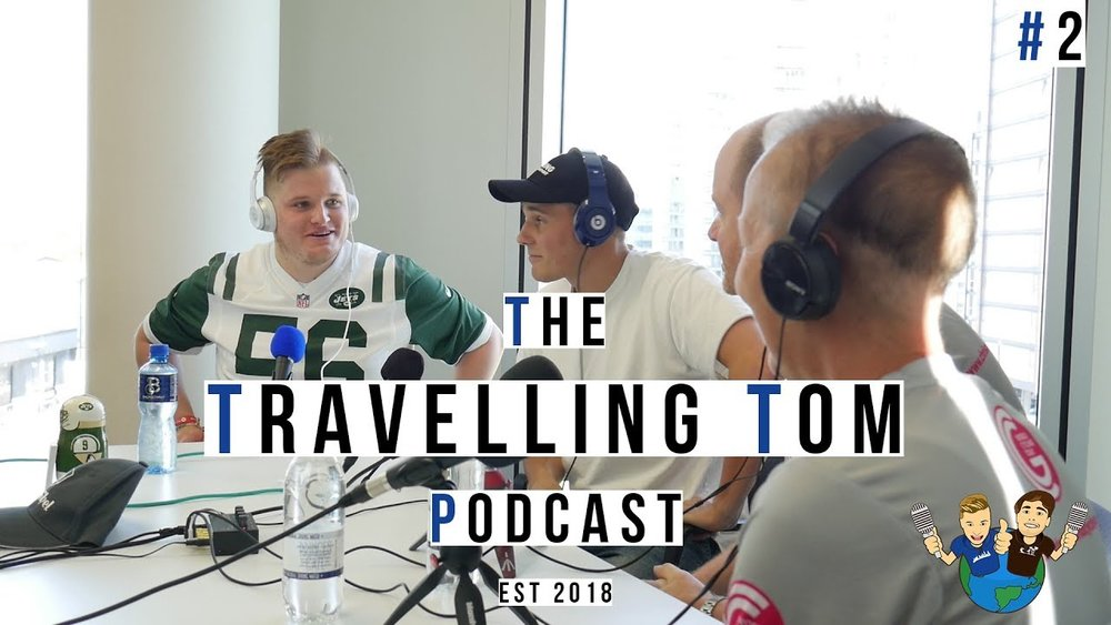 Travelling Tom Podcast #2 Thumbnail